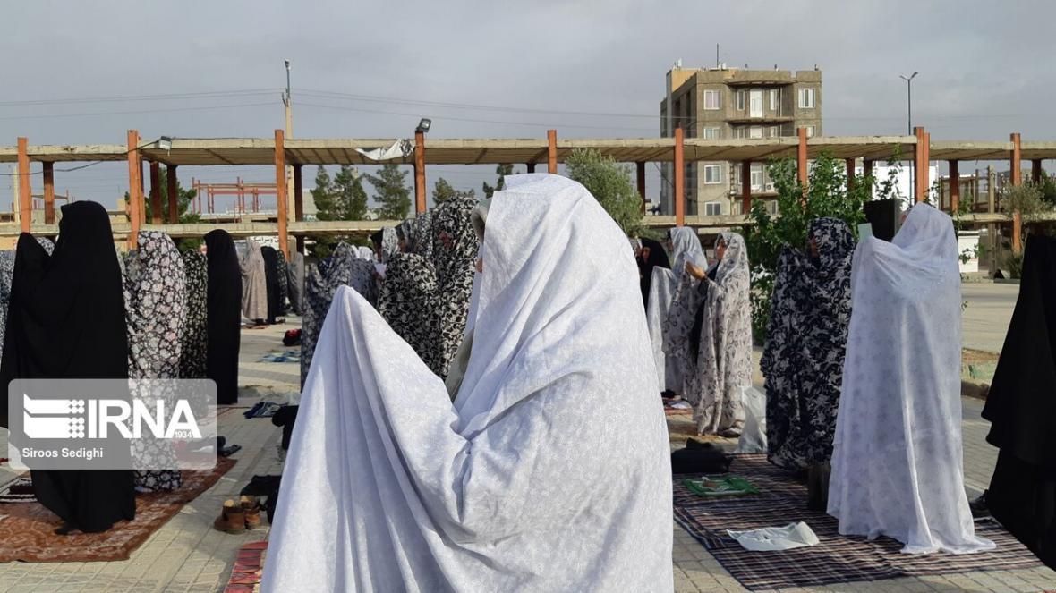 خبرنگاران نماز عید فطر در 442 نقطه استان البرز اقامه شد
