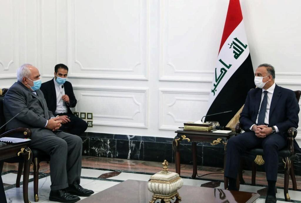 خبرنگاران بیانیه دفتر نخست وزیری عراق در مورد سفر ظریف به بغداد