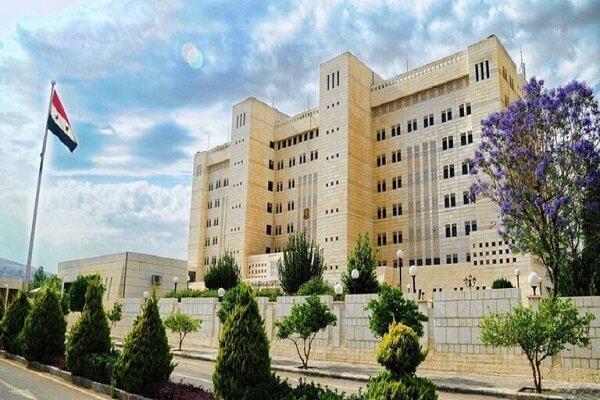 وزارت خارجه سوریه استفاده از گازهای سمی علیه معارضان را تکذیب کرد